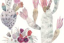 Art, illustrations, prints