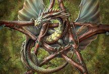 Dragons & Fantastic Animals