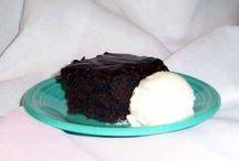 Recipes - Cakes & Bars