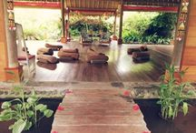 Retreats and holiday inspiration