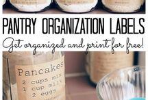 To Organize