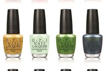 OPI / favorite looks from our favorite color line!