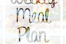 menus / by Paula Mcguire