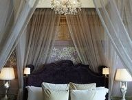 Bedrooms / by Angela Dawson-Anzalone