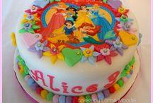 Princess cake / by Gaby