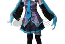 Vocaloid Cosplay