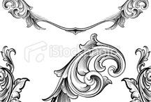 tattoo filigree