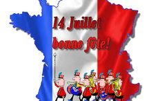 Fête Nationale France / Vous trouverez toutes ses images sur mon blog : http://laviedesparoisses.over-blog.com/