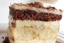 prăjitură cremes si rom