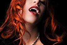 吸血鬼魔女