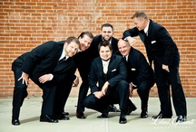 We LOVE our grooms and groomsman
