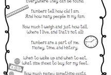 Teaching - Poems/Poetry