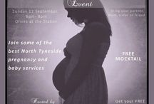 Pregnancy and Newborn Events / These are the events you can meet me in person at