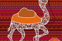 Art of Rajasthan / Read blog on Art of Rajasthan  http://letsgoindiatours.blogspot.in/2016/06/art-of-rajasthan.html