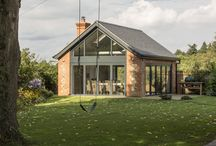 M&L Garden Rooms / By our definition, a Marston & Langinger garden room is a free-standing double glazed structure situated in the garden, separate to your property. The beauty of a free-standing structure is the opportunity to let the light in and bring the outside in.