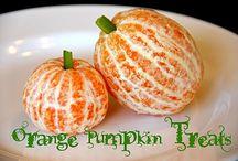 Fall & Halloween...
