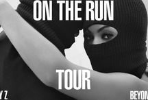 Beyonce & Jay-Z On The Run