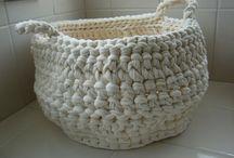 crochet/ knitting / by Marisa Alsing