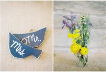 Our Wedding via Kristen Lynne Photography / by Angie Myers