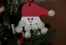 Christmas Kid Craft / by Anita Hill
