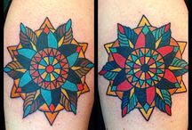 Tattoos. / by Ashley Curry