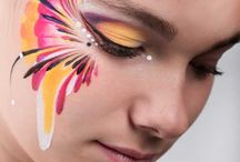 Facepainting / Photos de maquillage artistique facepainting