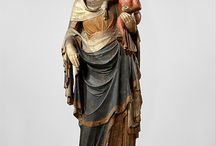Carving - Virgin & Child