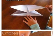 Origami: tutorial & instructions / by eMpapier
