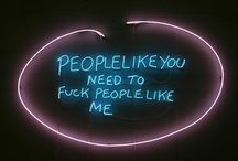 Neon Lights and Signs