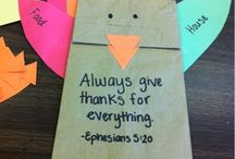 Thanksgiving / A collection of projects and ideas to inspire you when planning your Thanksgiving celebration.