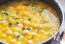 zuppe.... zuppa di ceci