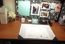 Office Desk<3 / by Lynz Berreth