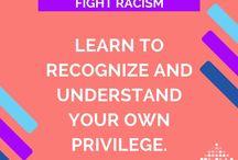 8 Everyday Ways to End Racism / Learn more about taking a stand for racial justice from NNEDV's website - at: https://nnedv.org/latest_update/8-everyday-ways-to-fight-racism/