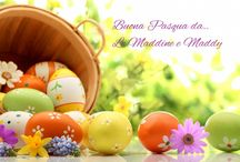 Le Maddine a Pasqua / Easter - handmade creations