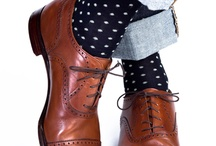 Sock it to me / Interesting socks add luxury and individuality unexpectedly