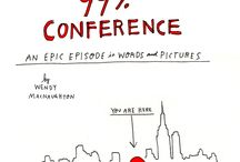 99% Conference:: By Wendy MacNaughton  / by afranks3