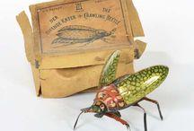 Fantastic Lehmann Toys / ode to the maker of tin toys