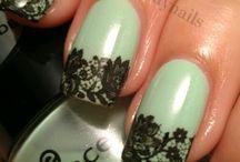 Nails stamping :-)