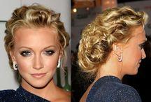 Hair styles / Uppsätting