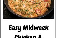 Rice Recipes / Lots of recipes using rice including mains meals, side dishes and one pots