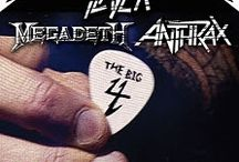 The Big 4 |,,| MetallicA . SLAYER . ANTHRAX . MEGADETH