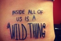 Tattoo / by Jen Schmid