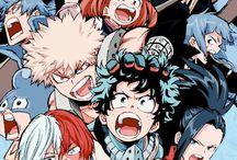 Anime.Boku nu Hero Academia ( My hero Academia )