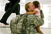 we salute our military families / by Wholly Guacamole
