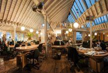 Inspiring workplaces