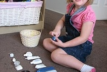 Toddler activities for during school / by Joelle Cole