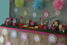 Party Table Decor Ideas / Table decoration ideas for birthday parties