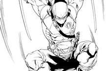 Superheroes / Marvel - DC