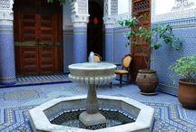 Marocco styled interior