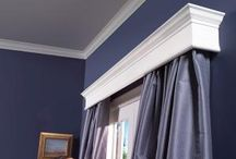 Cornices / All things Cornice Boards! / by Window Treatments
